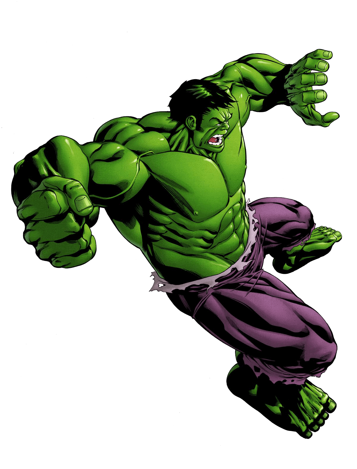 hulk clipart cartoon #12263
