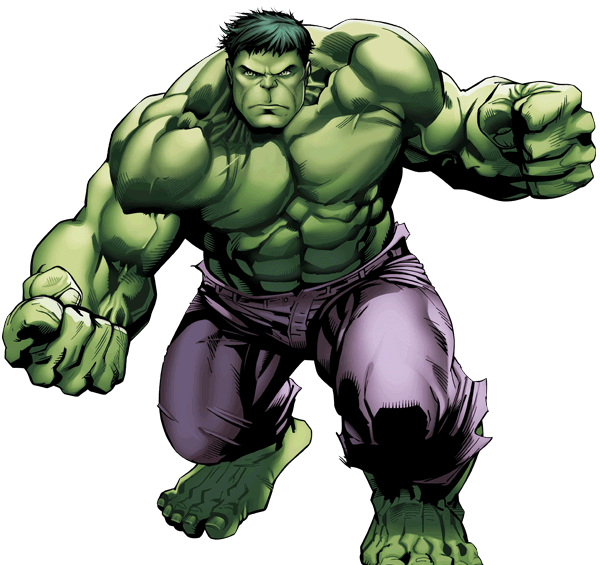 hulk png cartoon high definition and quality #12272