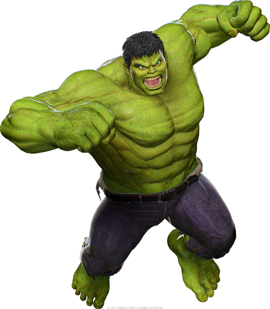hulk, street fighter galleries marvel capcom infinite series #12255