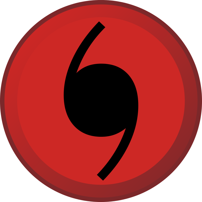 file hurricane warning icon svg wikimedia commons #30164
