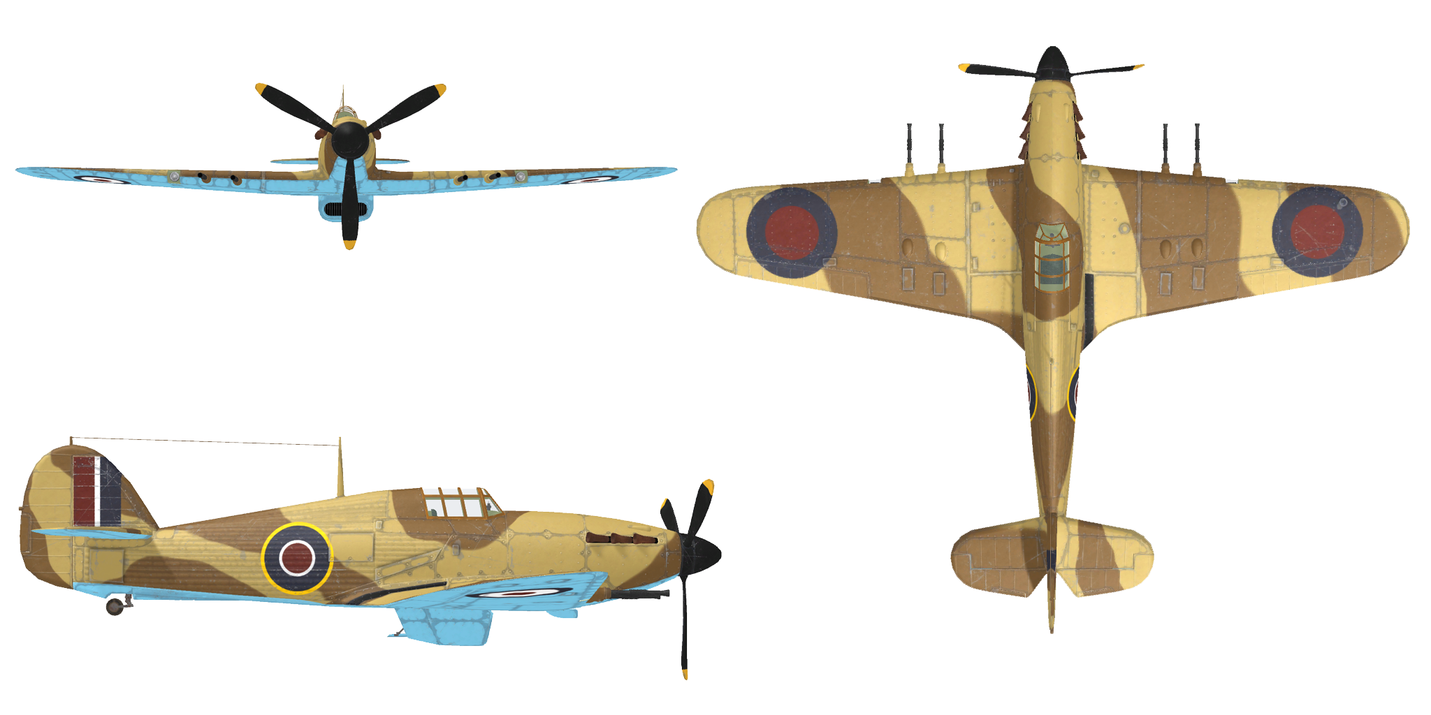 hurricane, aircraft ace maddox #30153