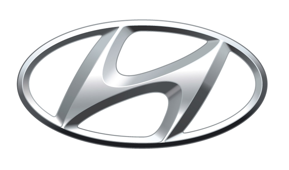 hyundai logo white png #352