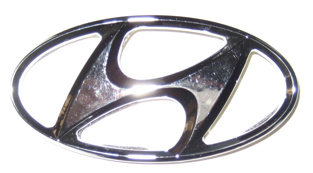 hyundai logo real #365