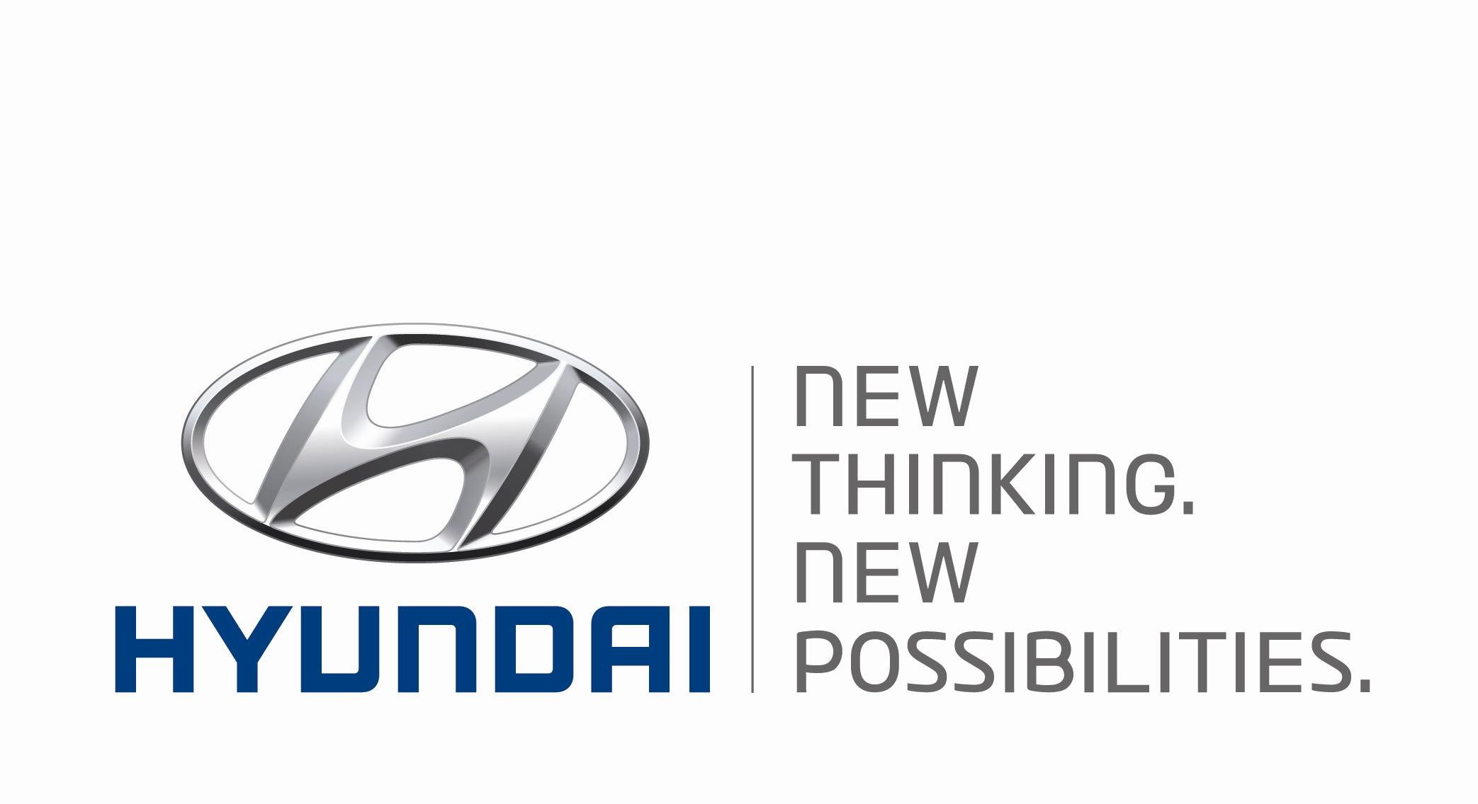 hyundai logo, new thinking new possibilities png #345