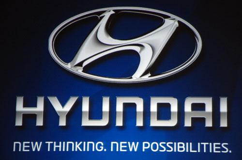 hyundai logo hd blue png #349