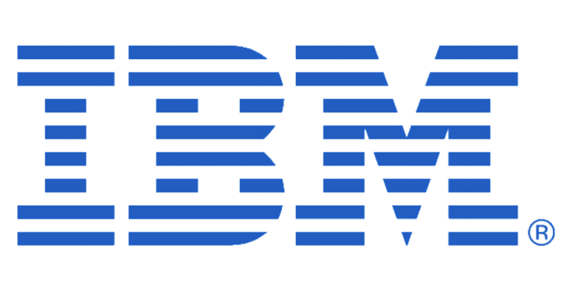 ibm logo, partners rowanalytics #18912