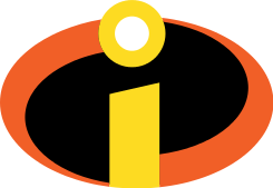 symbol from the incredibles logo png #5181