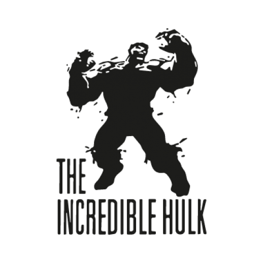 the incredibles hulk emblem png logo 5197