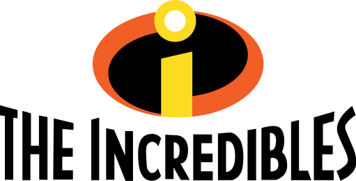 the incredibles logo png #5179