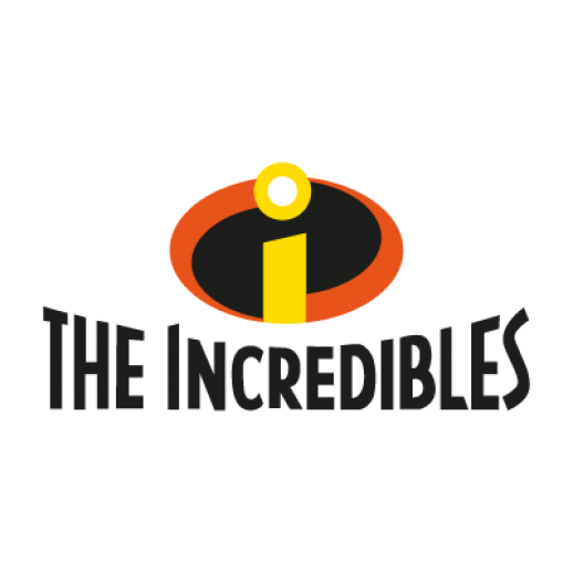 the incredibles logo vector png #5180