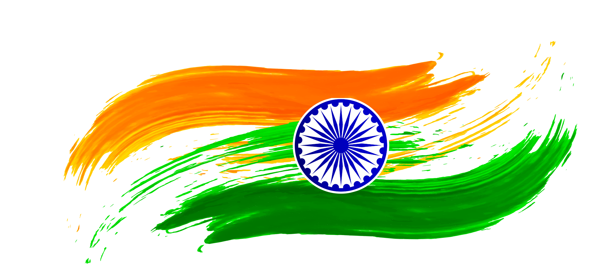 indian flag india day background png image download #38509
