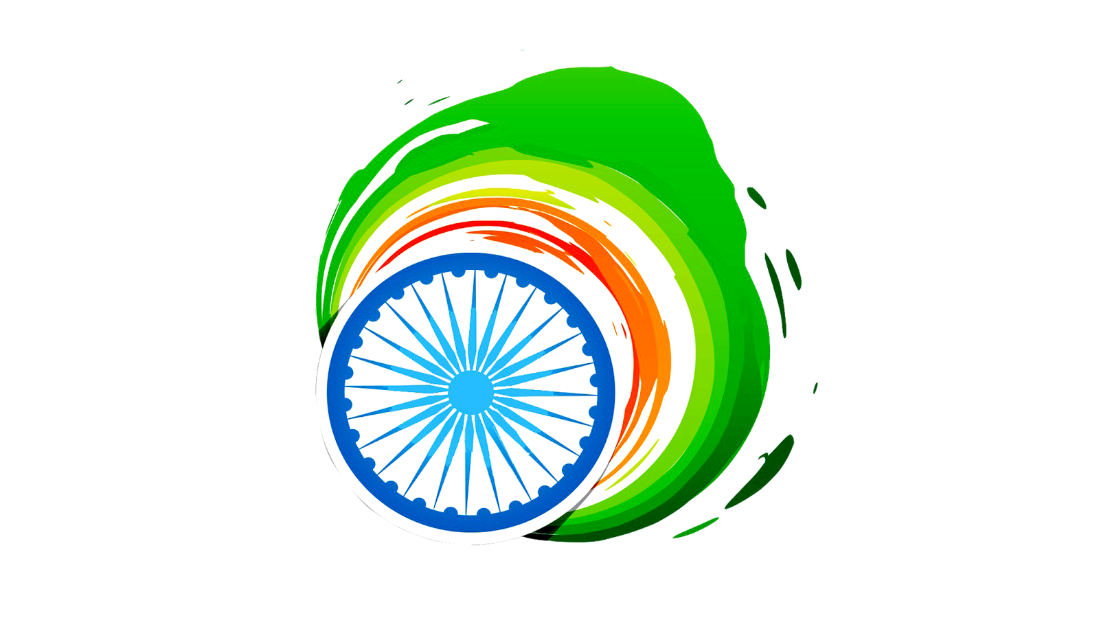 indian flag pngforall indian round flag transparent png wallpapers #38523