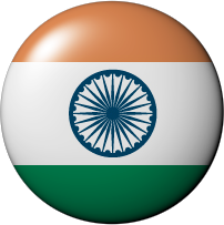 animated india flags indian clipart #38894