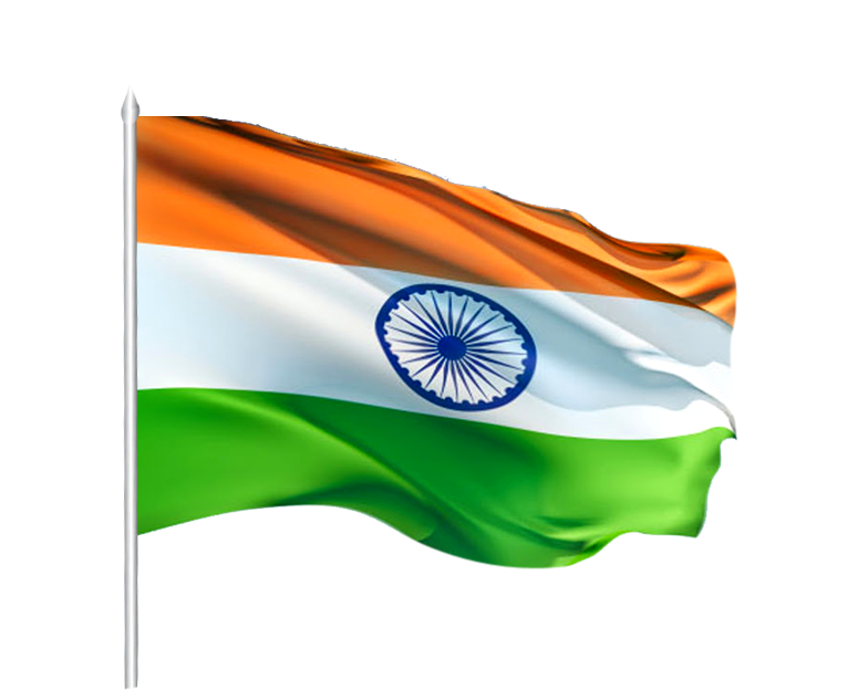 indian flag transparent png images download #38896