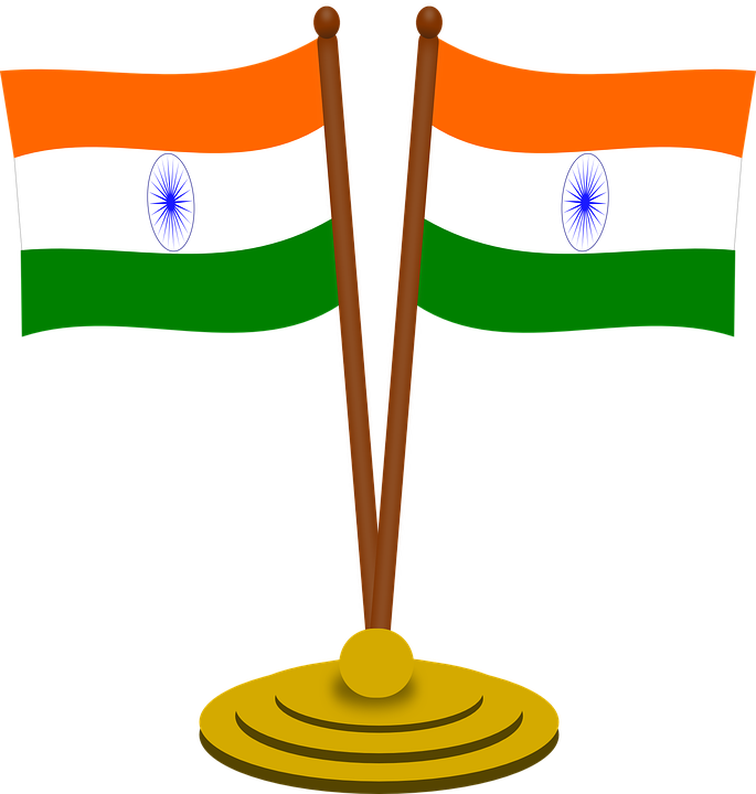 indian transparent flag hd png picture #38898