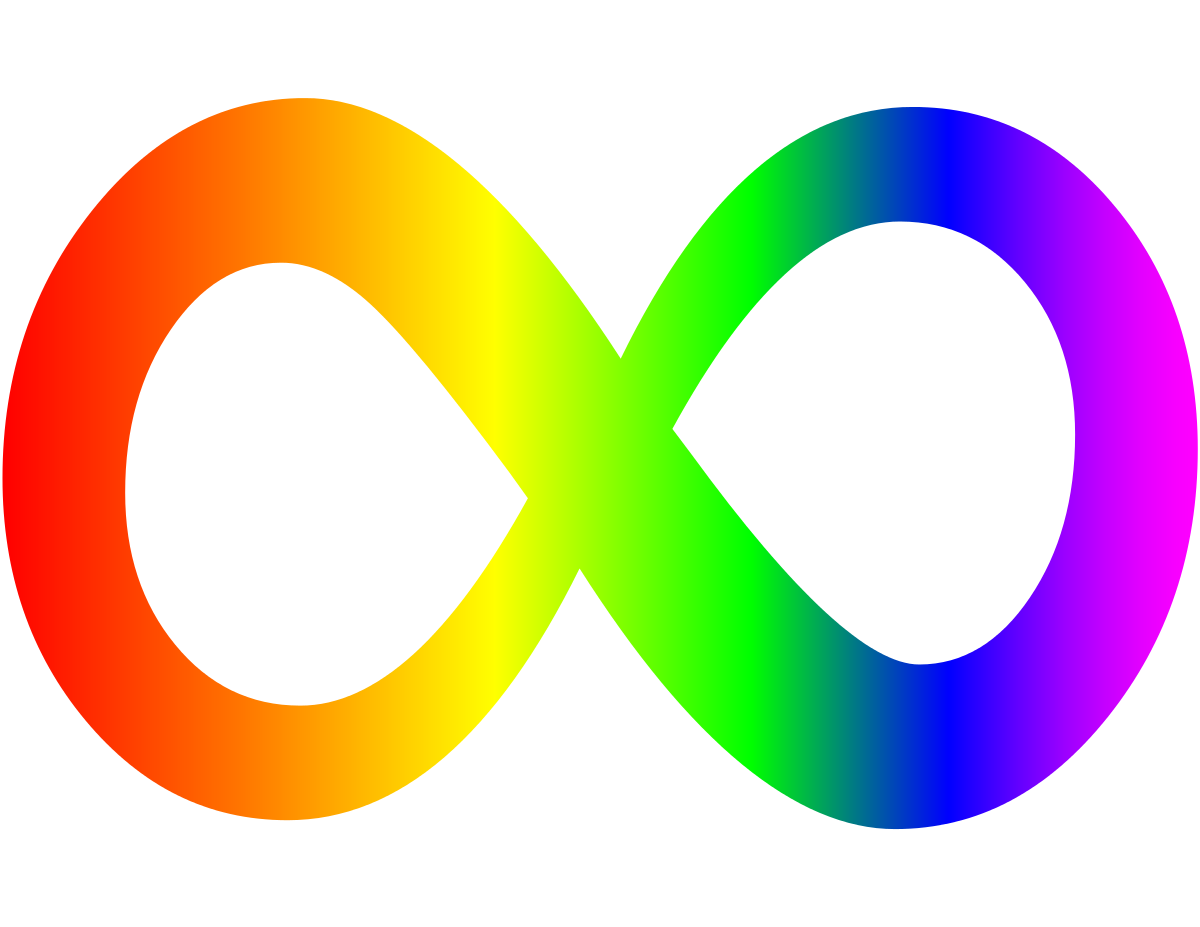 infinity symbol, autism rights movement wikipedia #19542