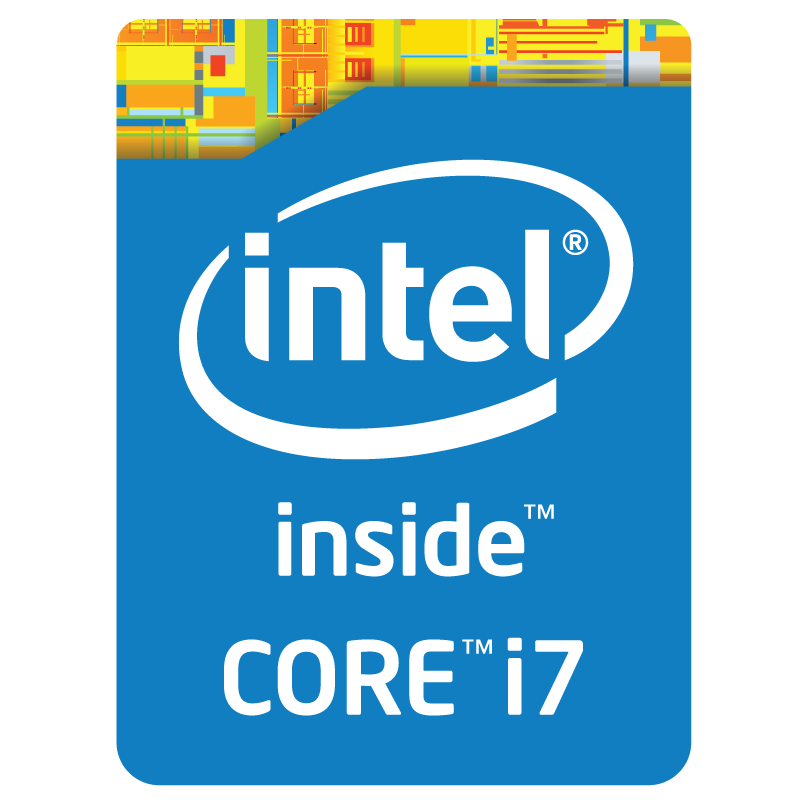 intel core i7 inside png logo #4132