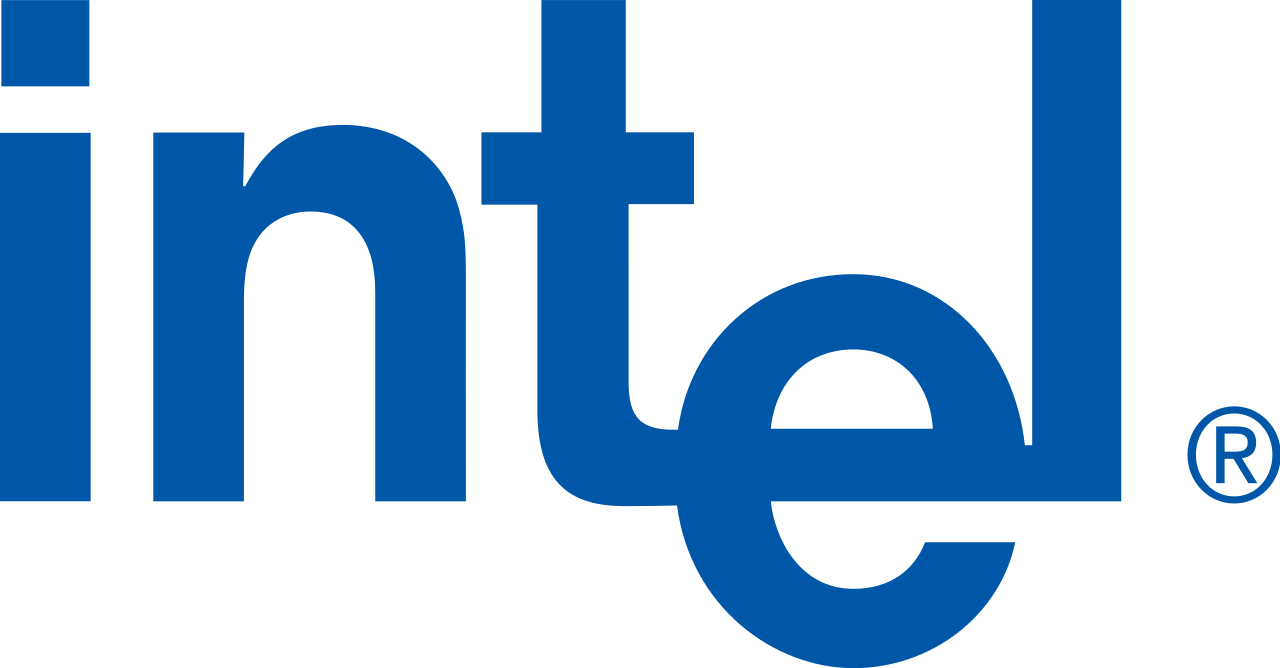 intel old logo png #4118