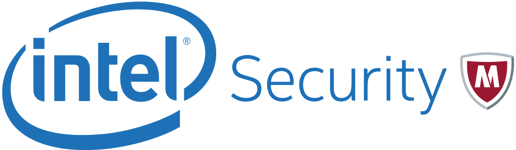 intel security png logo #4140