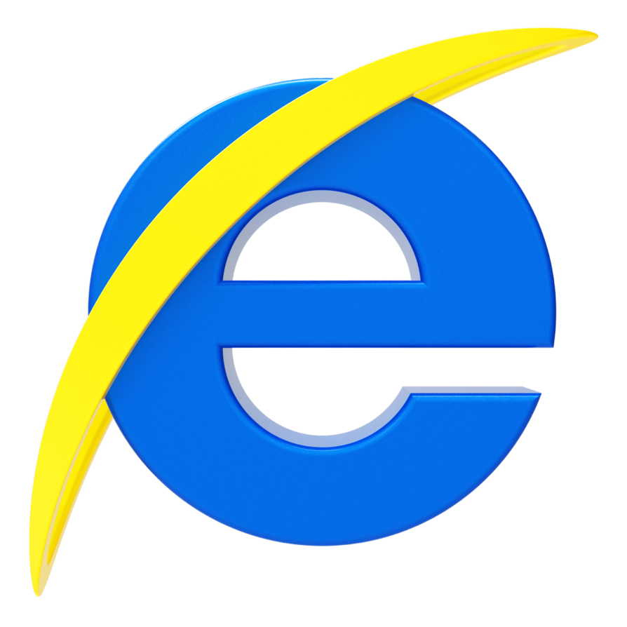 internet explorer logo by llexandro on deviantart #4703