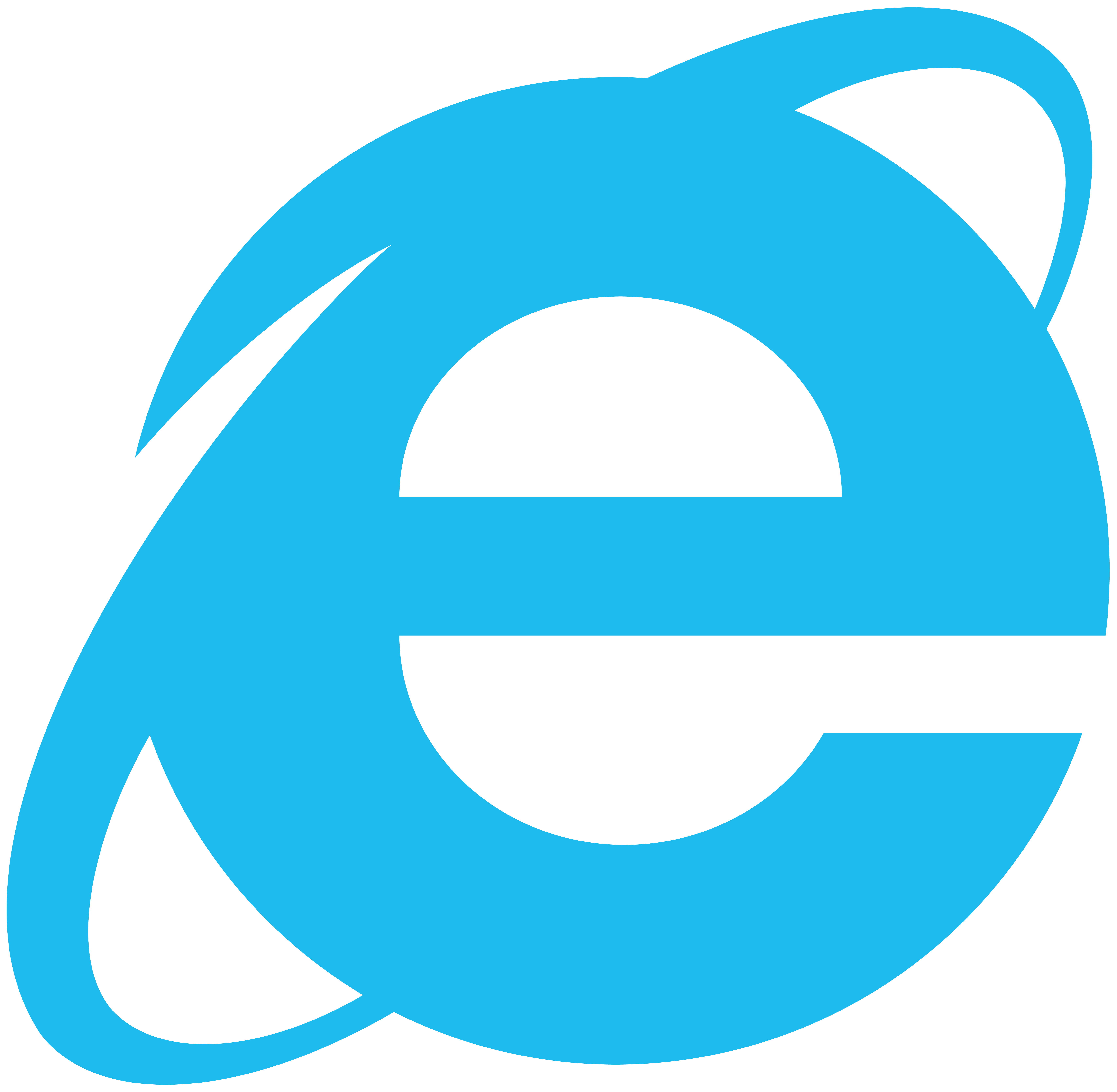 internet explorer simplistic logo, vector by luchocas on  #4694