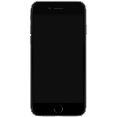 iphone template transparent png stickpng #11212