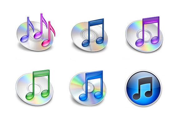 archive itunes png logo image #2807