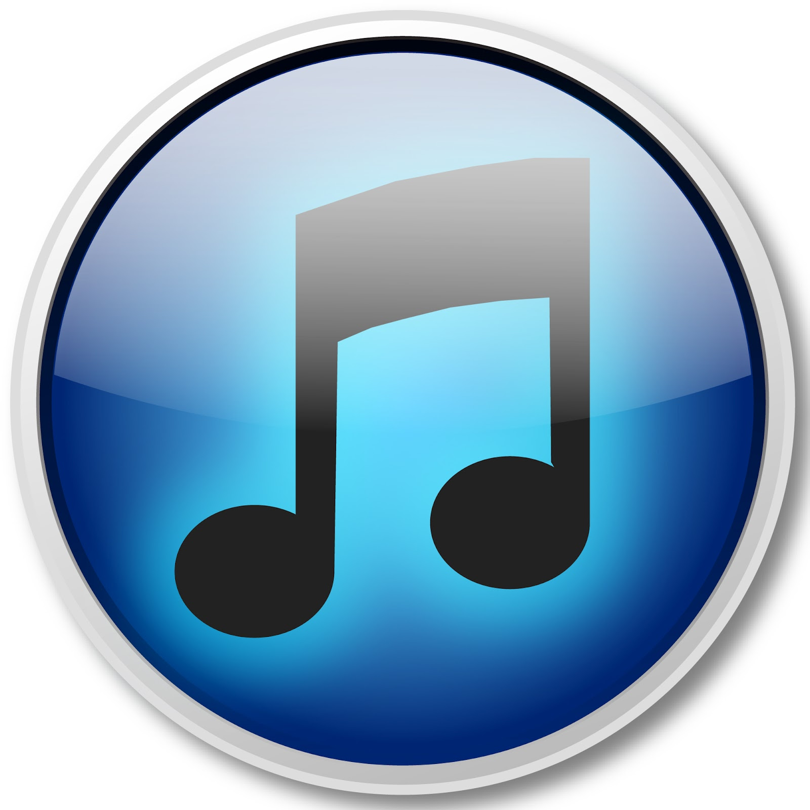note itunes png logo