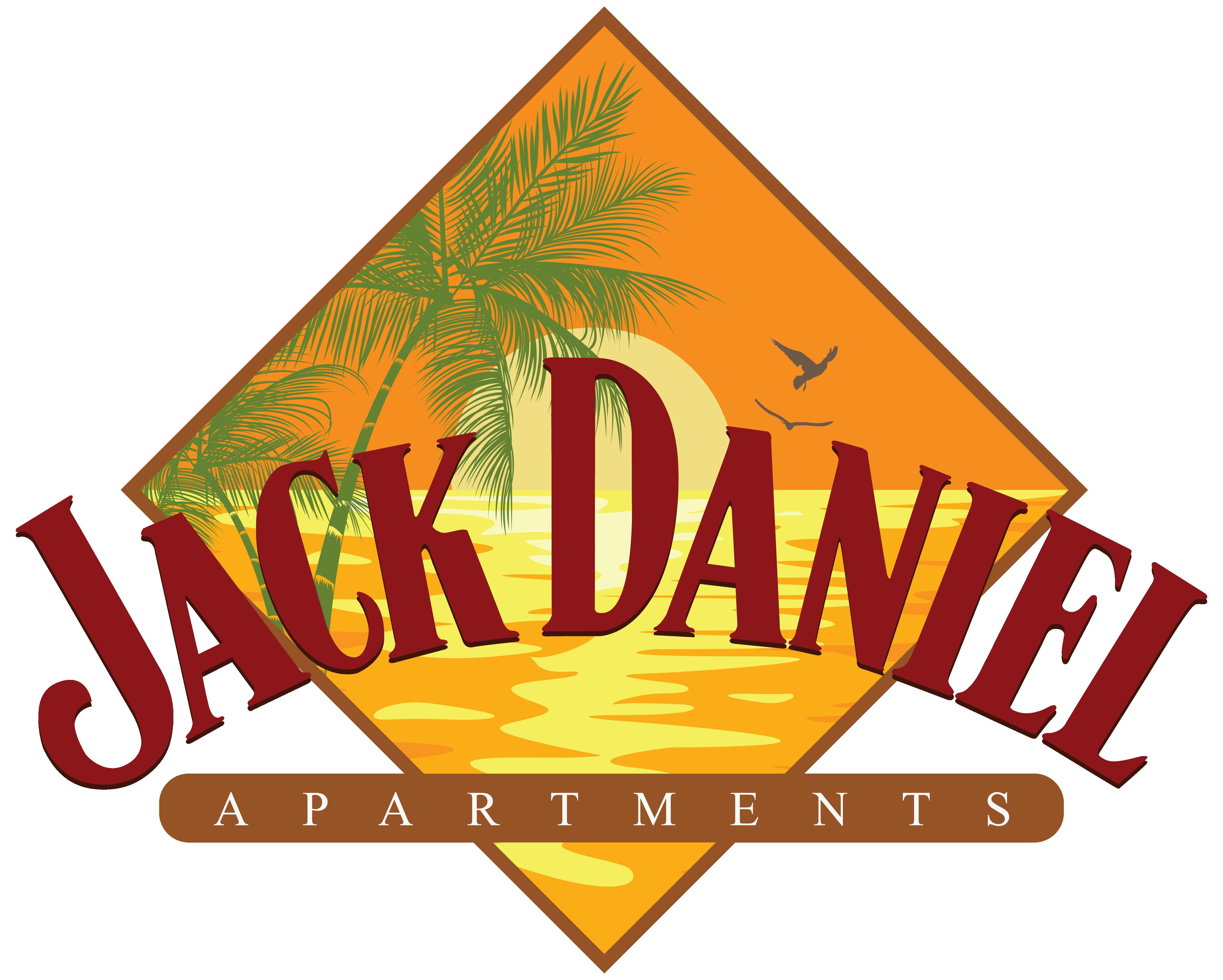Jack Daniels Apartments Logo Png 1321 Free Transparent