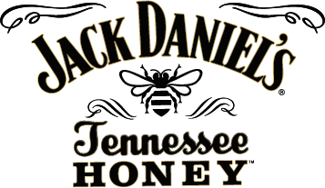 Jack Daniels Honey logo Png