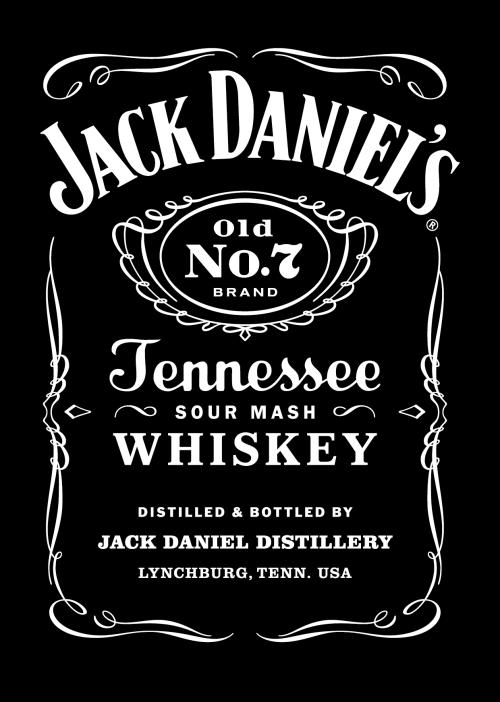 Jack Daniels Logo Transparent #1331