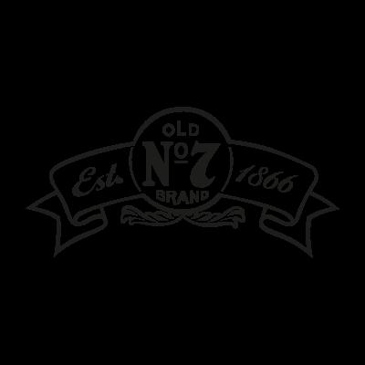 Jack Daniels small logo png #1314