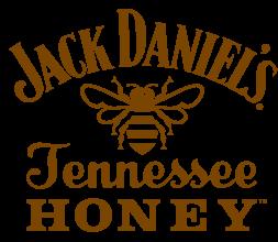 jack daniels tennessee honey logo png #1310