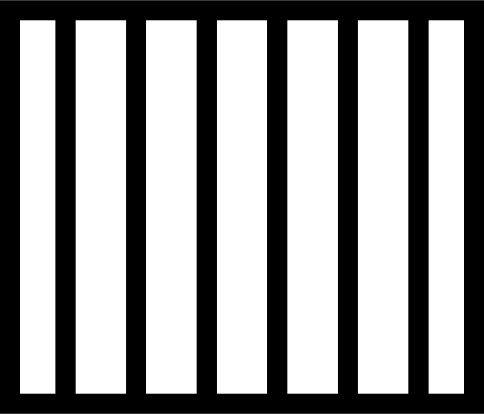 jail prison svg png icon download #35418