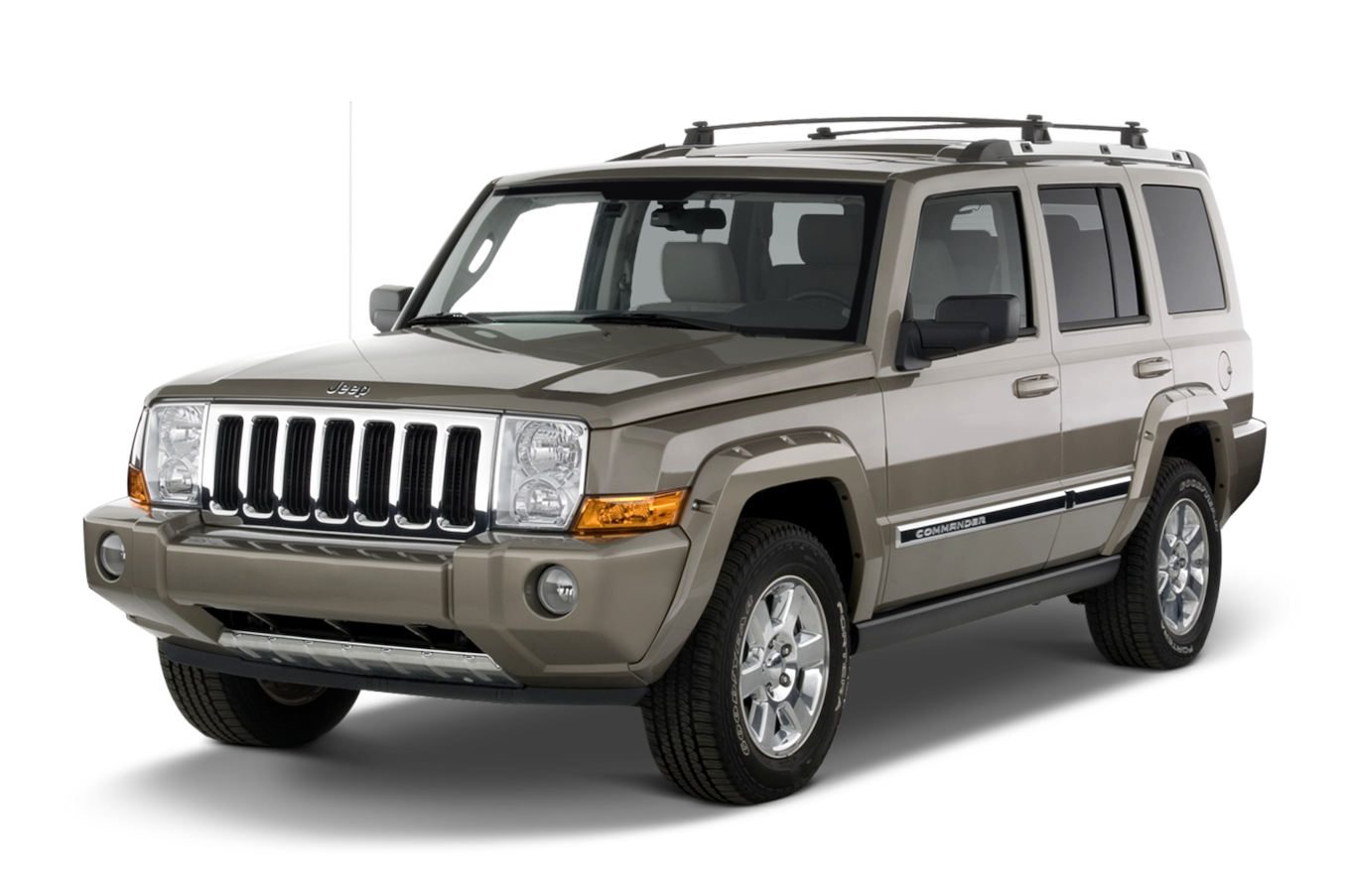jeep commander reviews and rating motor trend #22819