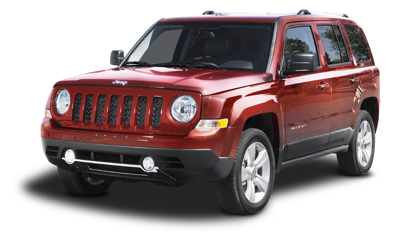 red jeep patriot suv car png image pngpix #22870