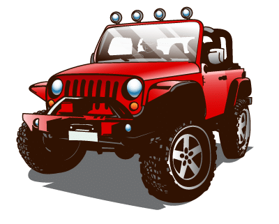 topless jeep resort unlimited off road show #22854