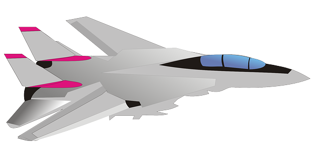 aircraft jet airplane military vector graphic pixabay #29231