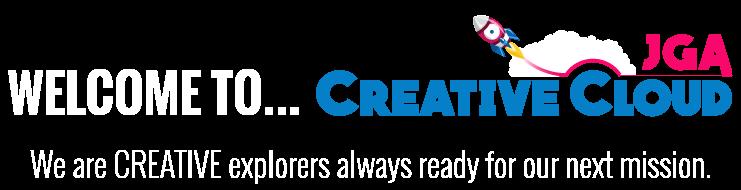 jga creative cloud logo #1906