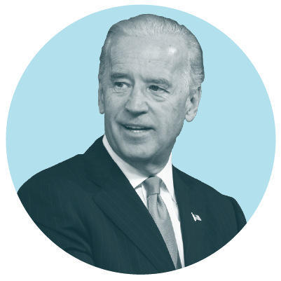 joe biden circle hd png #40968