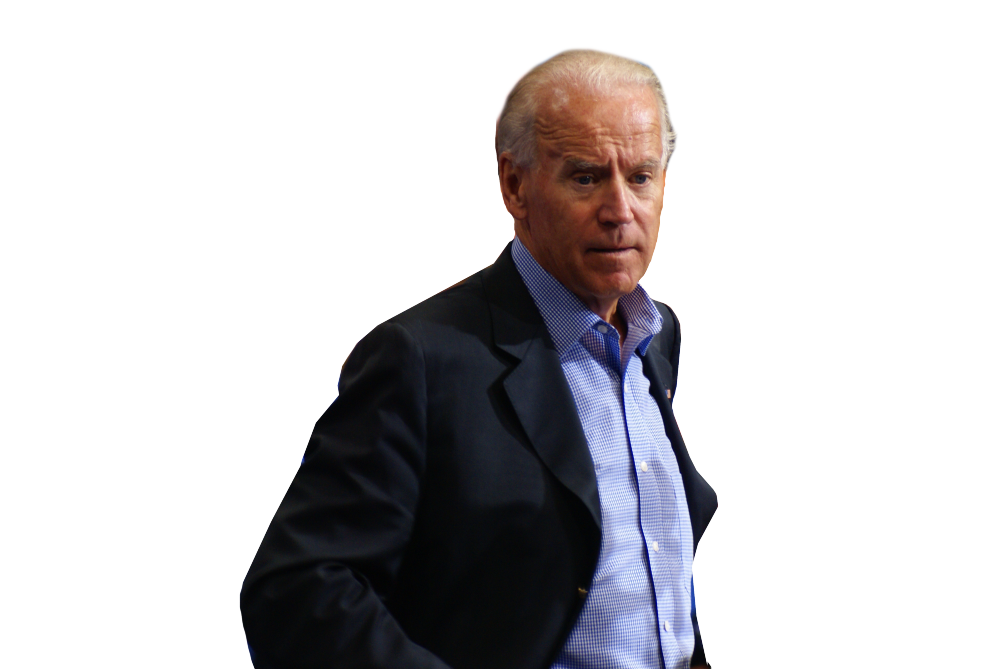 joe biden transparent background #40971