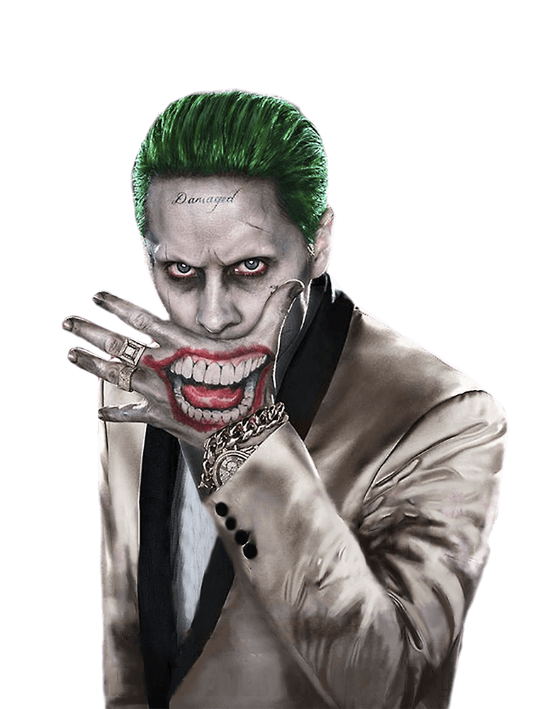 how jared leto dceu joker can fixed #21084