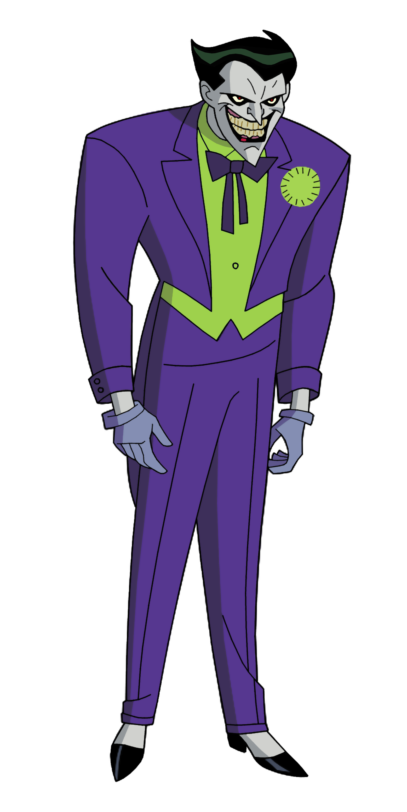 joker animated universe villains wiki fandom #21080