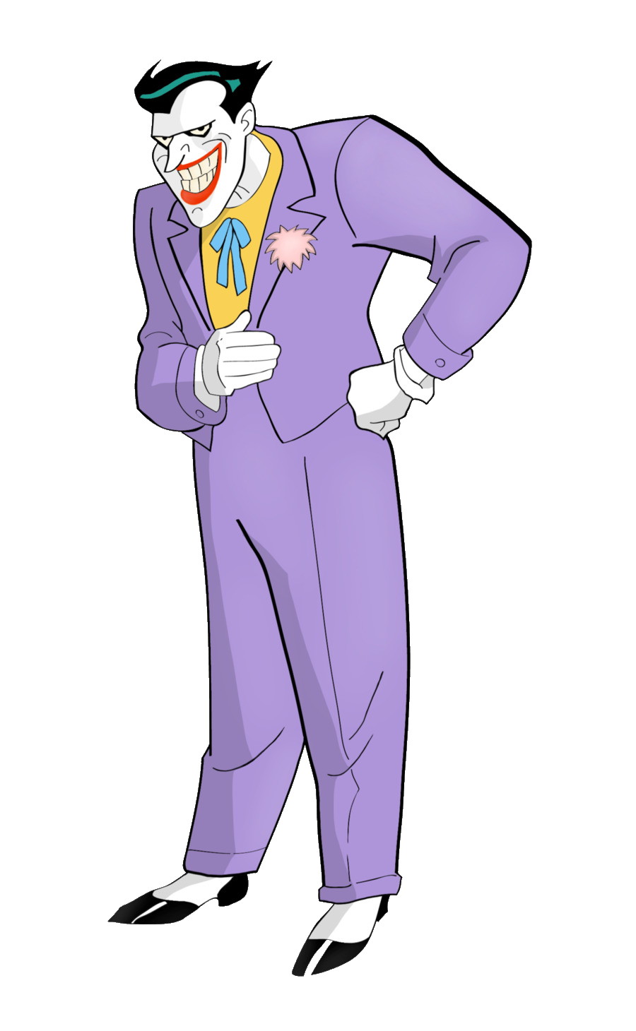 joker animated universe villains wiki fandom #21111