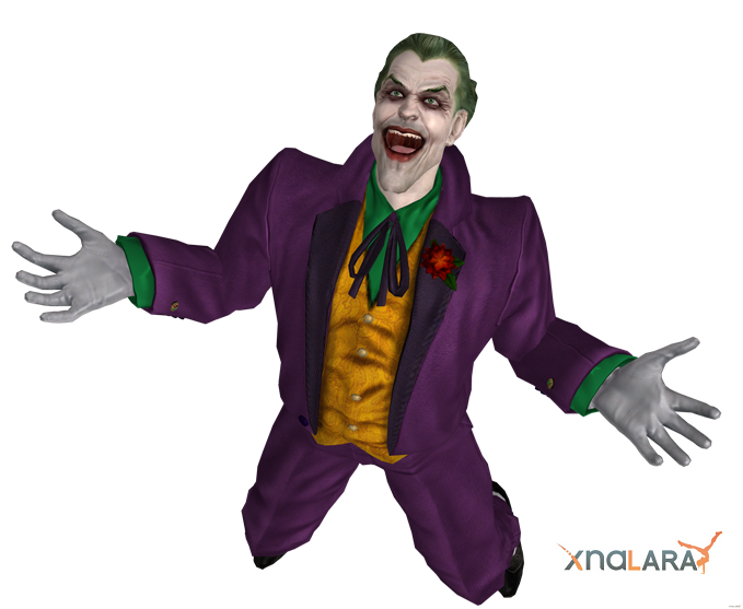 joker, recapitulative the additional objects for xnalara #21052