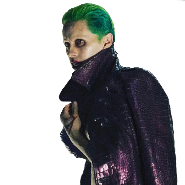 png coringa jared leto joker png world #21076