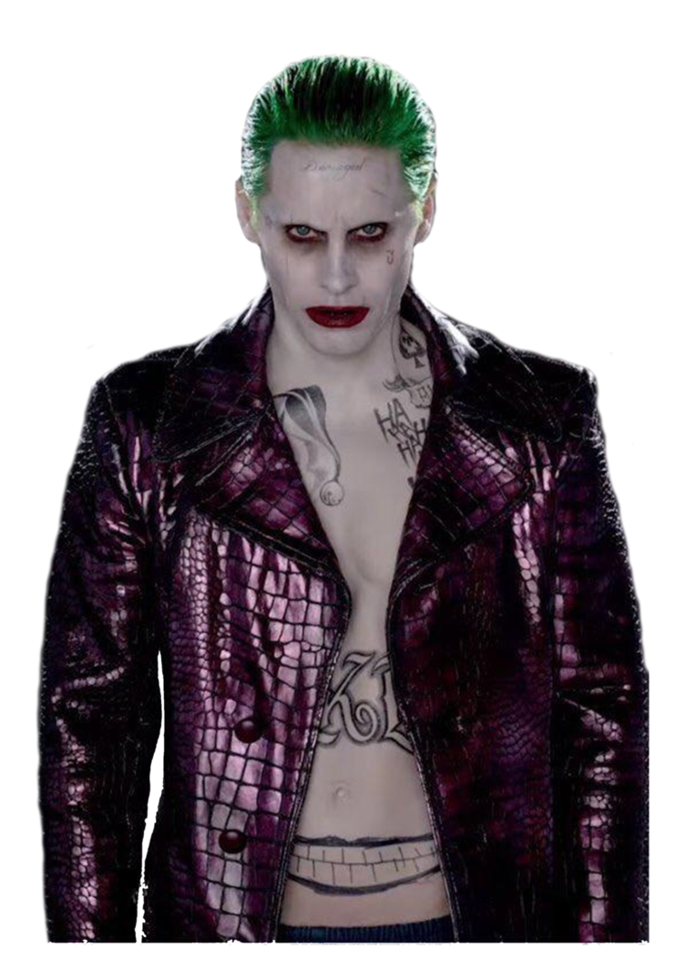 png coringa jared leto joker png world #21081