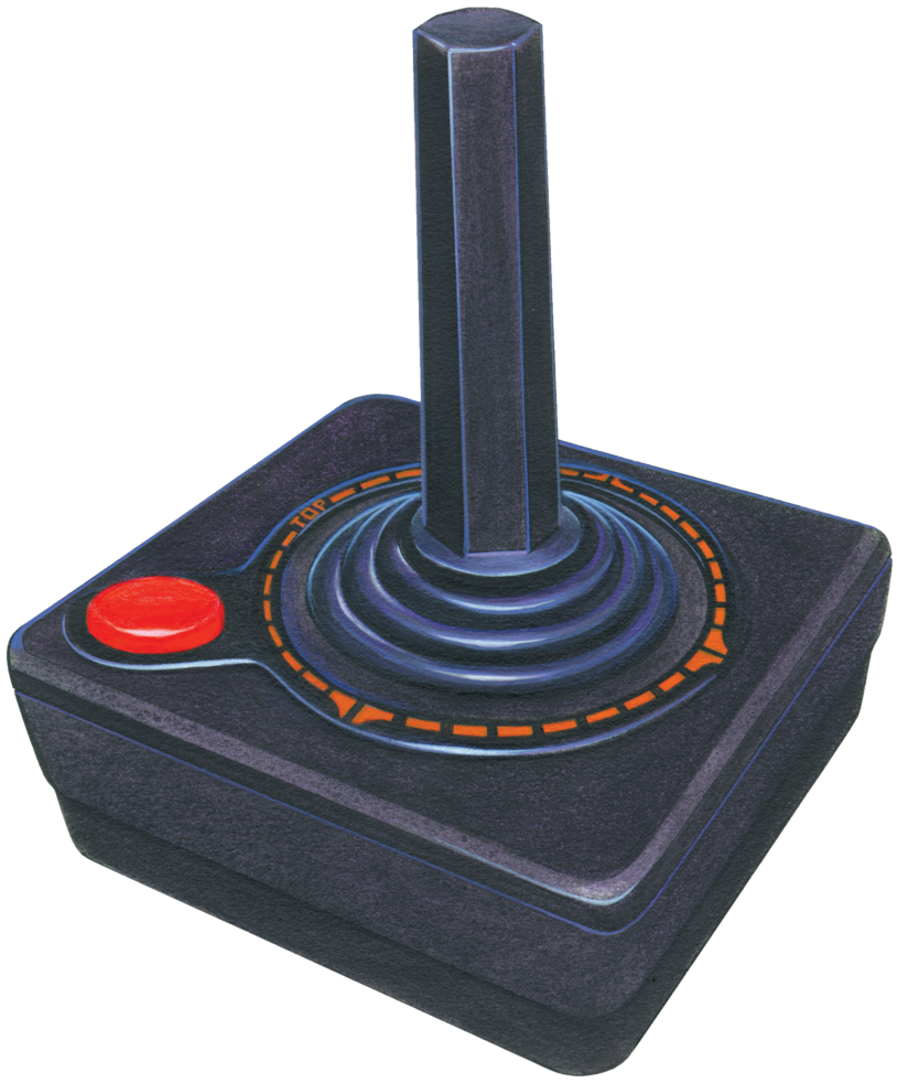 retro joystick png absurdwordpreferred deviantart #35219