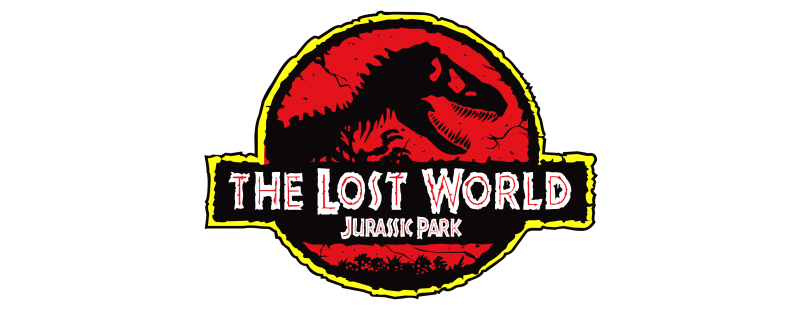 the lost world jurassic park movie png logos 4083