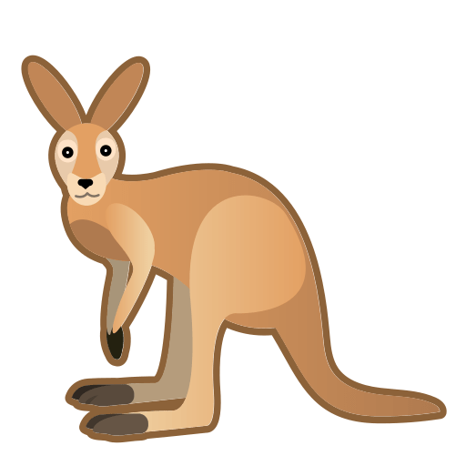 kangaroo emoji meaning with pictures #39248